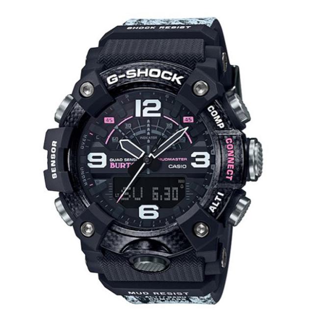 G-SHOCK GG-B100BTN-1AJR「BURTON×G-SHOCK」コラボスペシャルコレクション 腕時計 スノーボード