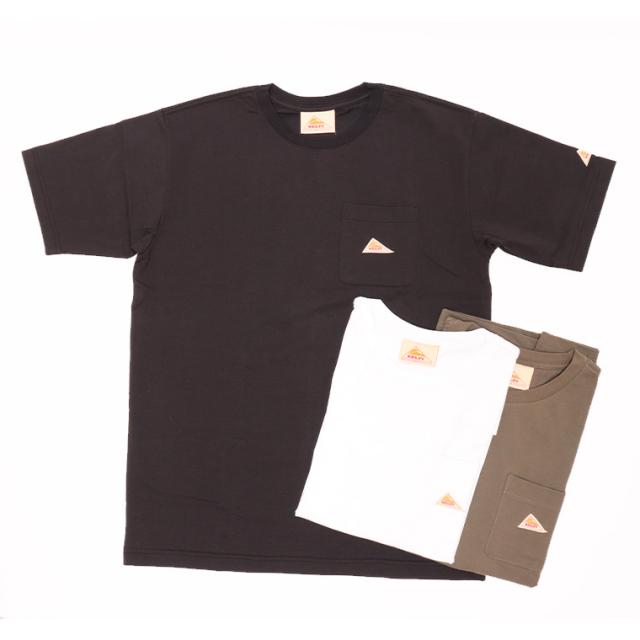 KELTY ケルティ KE-211-13013 ミニロゴ プリント Tシャツ コーデュラ ワイドTシャツ