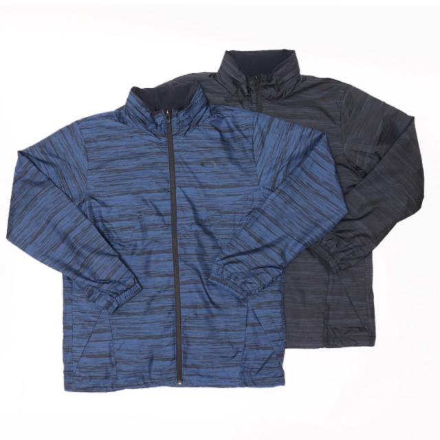OAKLEY オークリー FOA401601 裏起毛ブレーカージャケット ブレーカーシャツ