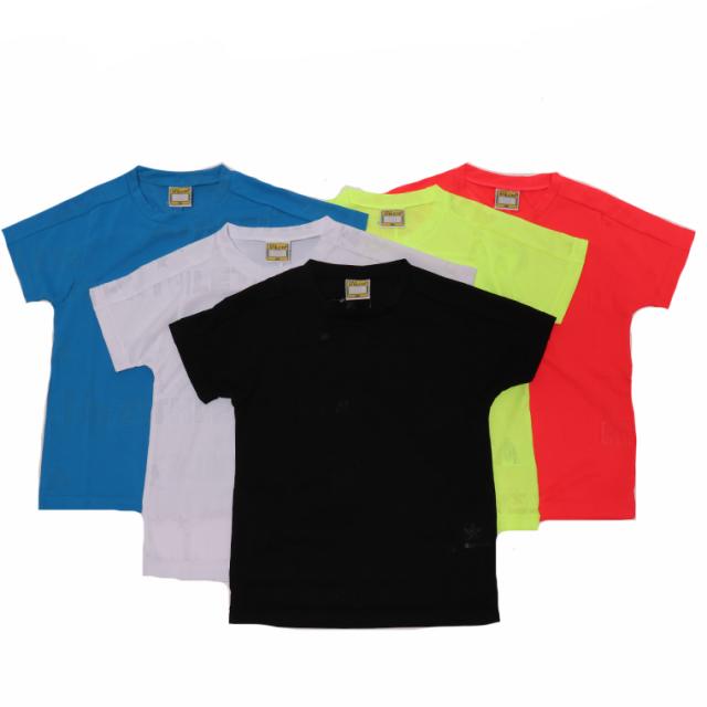 ATHLETA(アスレタ) SP-200K キッズ Tシャツ ジャガードプラT 同色文字柄 モノグラム