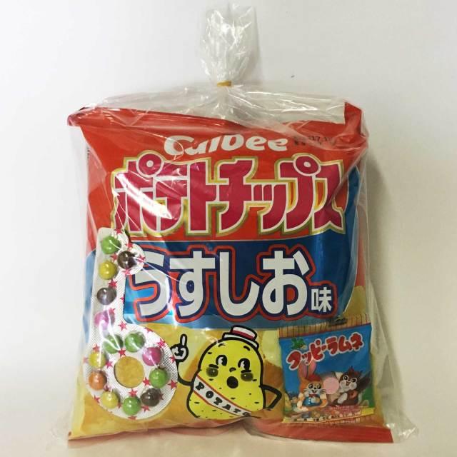 お菓子詰め合わせ300円