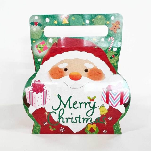 クリスマスお菓子詰め合わせクリスマスデザイン【クリスマスゴーゴーキャリーBOX】
