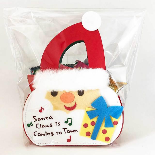 クリスマスのプレゼント【サンタのおかしのお家】