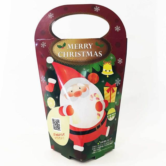 クリスマスお菓子詰め合わせ箱