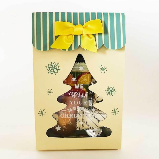 クリスマスツリーお菓子