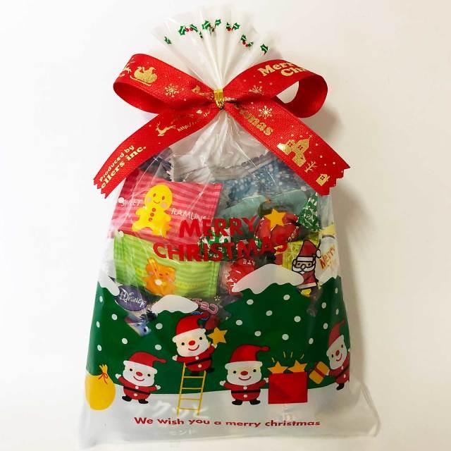 クリスマス会お菓子