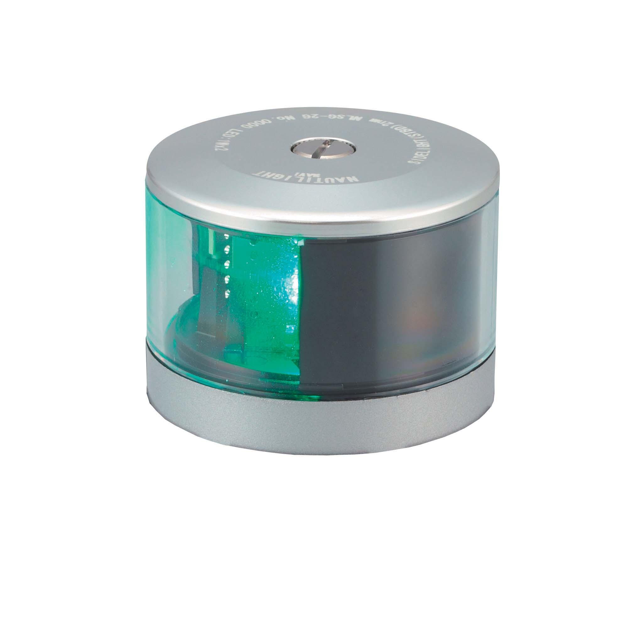 航海灯 第二種舷灯(緑)