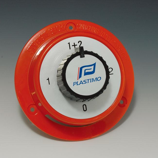 ロータリー式バッテリースイッチ[17540]