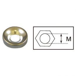 ロゼット座金φ6(5)30