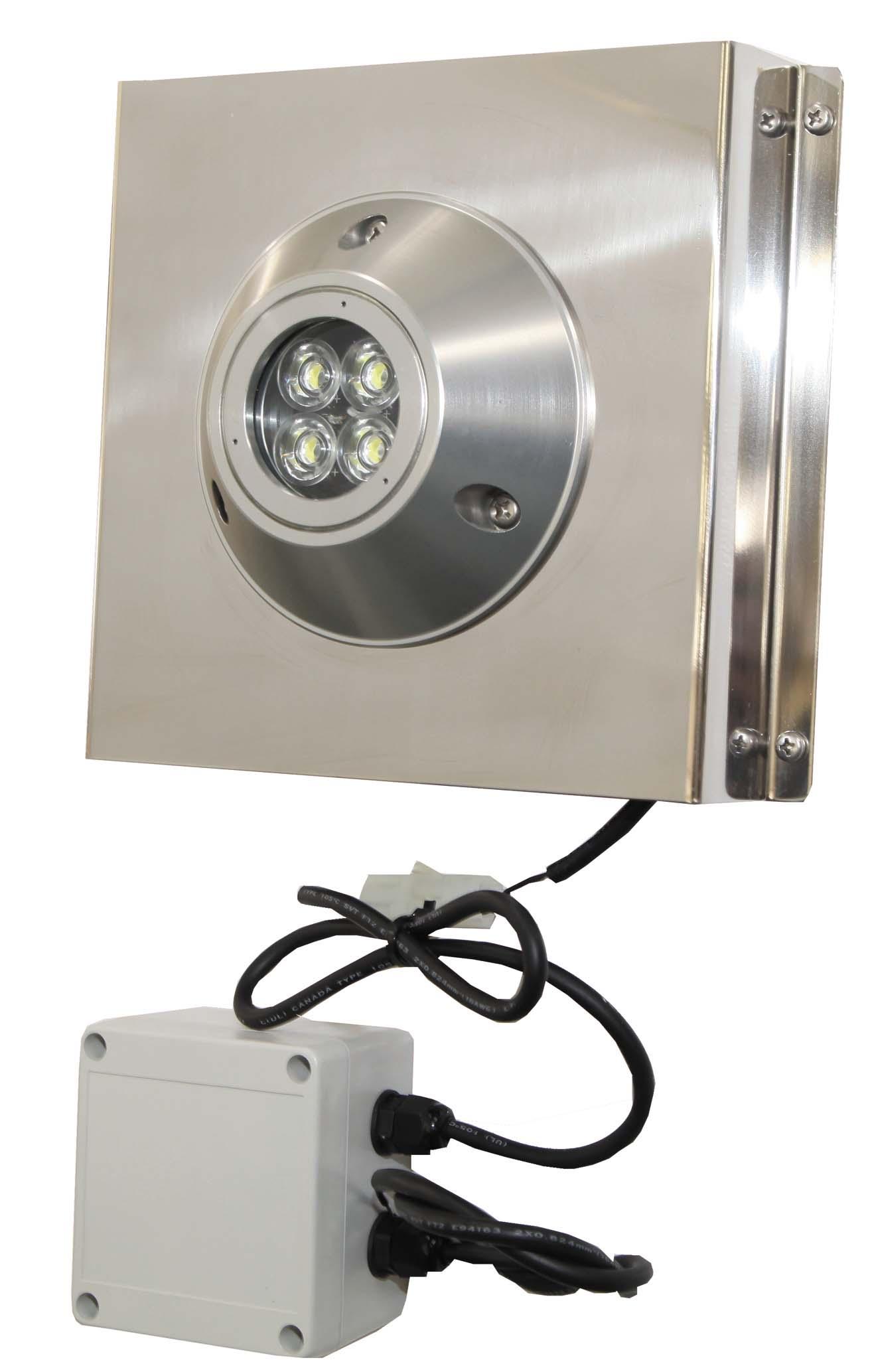 リガー LED-20W BE :青色 (12〜24V DC)