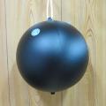 風船式黒色球形形象物 300φ(黒球)