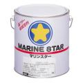 水和分解型船底防汚塗料 マリンスターA 4kg 【中国塗料】
