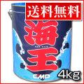 【送料無料】加水分解型船底塗料 ニュー海王300 4kg シリル系 【中国塗料】