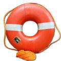 小型船舶用救命浮環(ライフリング) P-136K 日本救命器具社製 [船舶検査品]