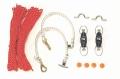 リガー トローリング リードキット STD用[685] 4色