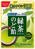 扇雀飴 緑茶のど飴 12袋入