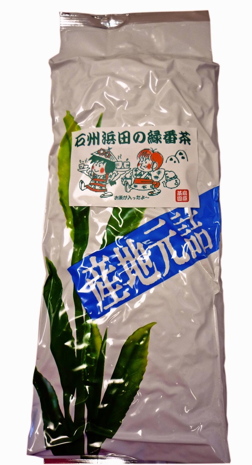 緑番茶500g