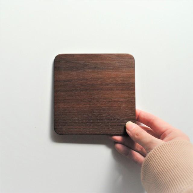 【今なら送料無料】 木のコースター