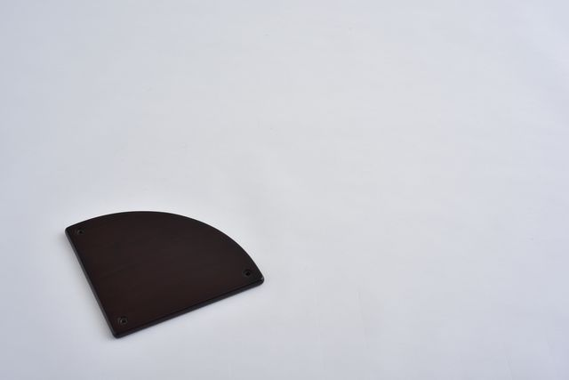 ラバーラック扇棚板 ブラウンR280