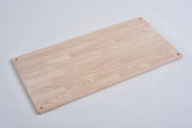 ラバーラック棚板 無塗装900×450