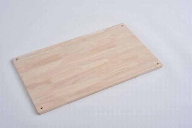 ラバーラック棚板 無塗装750×450