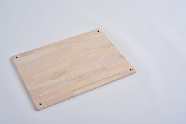 ラバーラック棚板 無塗装600×450