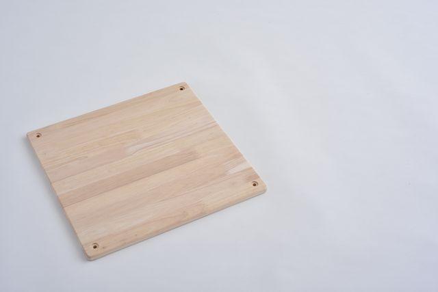 ラバーラック棚板 無塗装450×450