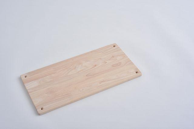 ラバーラック棚板 無塗装600×300