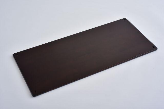 ラバーラック棚板 ブラウン900X400