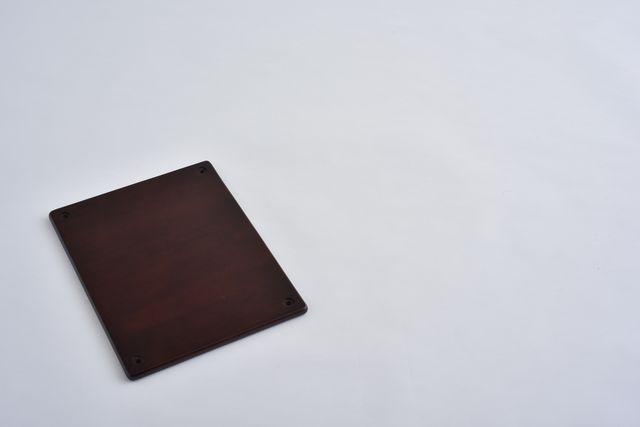 ラバーラック棚板 ブラウン300X400