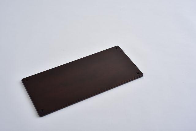 ラバーラック棚板 ブラウン600X280