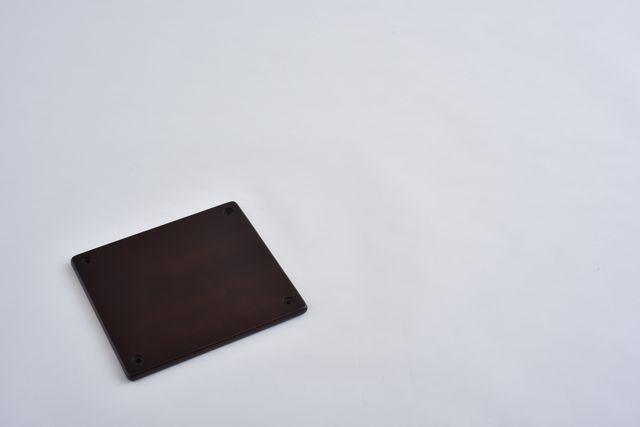 ラバーラック棚板 ブラウン300X280