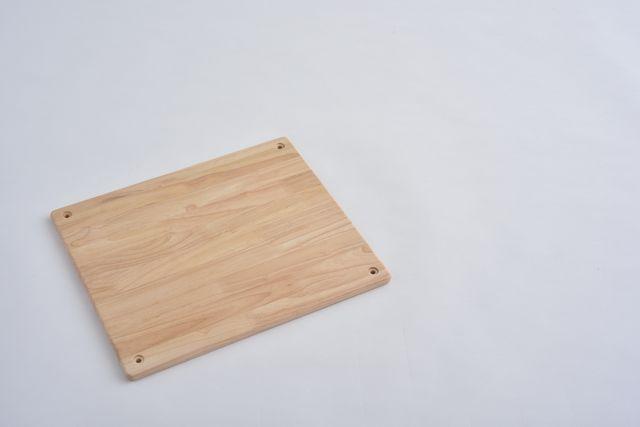 ラバーラック棚板 クリア450X400