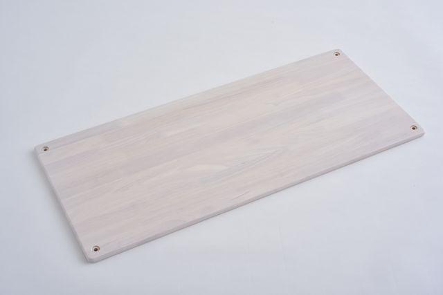 ラバーラック棚板 ホワイト900X400