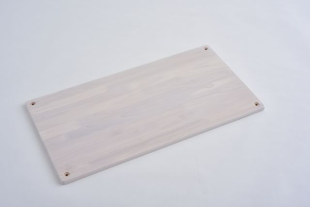 ラバーラック棚板 ホワイト750X400