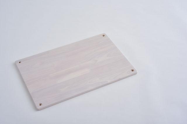 ラバーラック棚板 ホワイト600X400