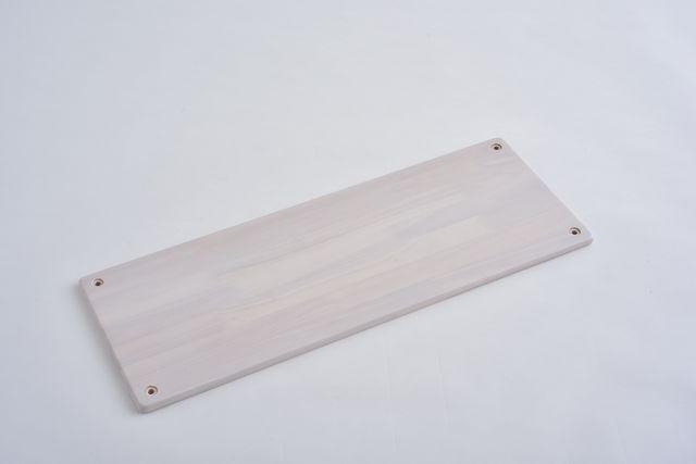 ラバーラック棚板 ホワイト750X280
