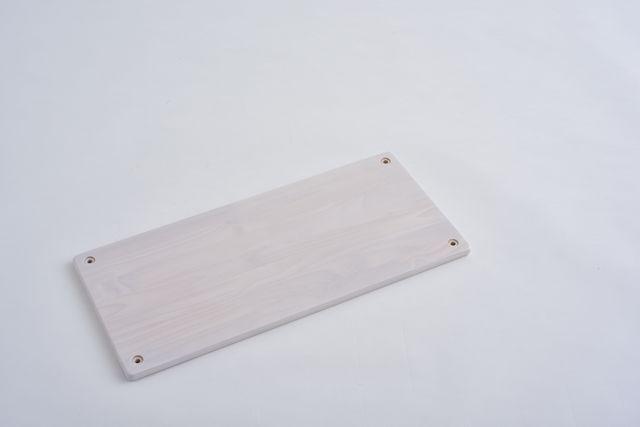 ラバーラック棚板 ホワイト600X280