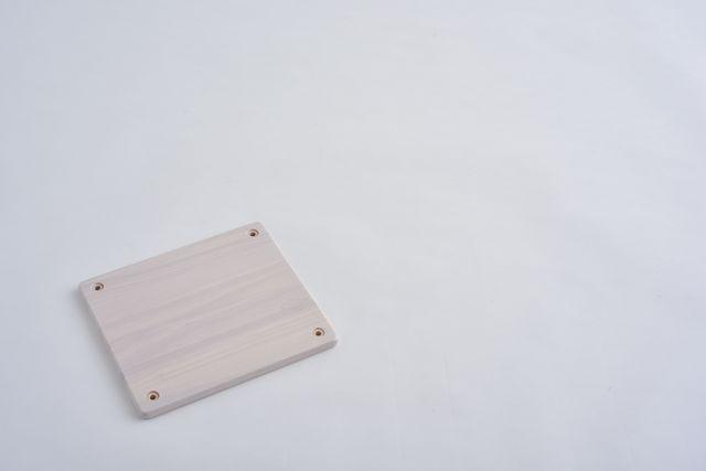 ラバーラック棚板 ホワイト300X280