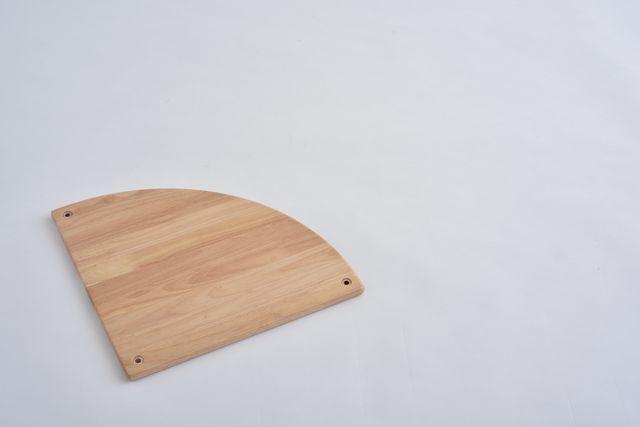 ラバーラック扇棚板 クリアR400