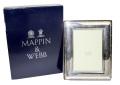 Mappin & Webb マッピン&ウェッブ シルバープレート フォトフレーム 2Lサイズ