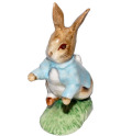 ロイヤルアルバート Royal Albert ピーターラビット Peter Rabbit フィギュリン 陶器人形