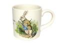 ヴィンテージ プールポタリー Poole Pottery 1950年代 不思議の国のアリス マグカップ ジョン・テニエル画