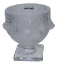 ラリック  Lalique エリザベート ベース 花瓶 銀座和光販売