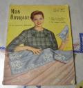 古書 フランス手芸雑誌 Mon Ouvrage1958年2月