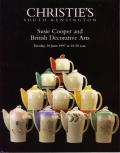 Cristies Susie Cooper and British decorative arts 1997年