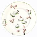 ティファニー ファーム Tiffany Farm チャイルドプレート イ ギリス製 子供 食器 直径20.5cm