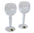 ウォーターフォードクリスタル Waterford Crystal LISMORE リズモア  ワイングラス ペアセット