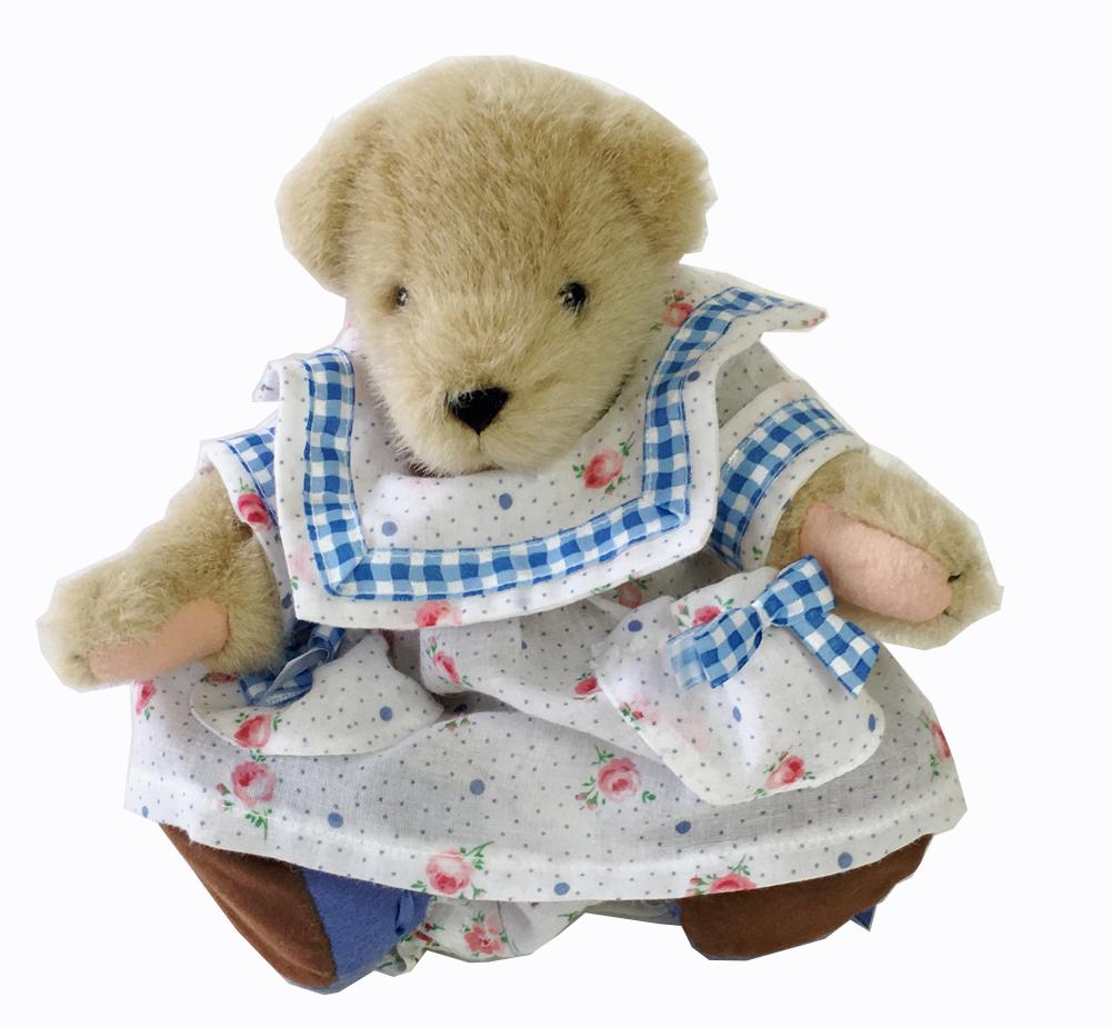 USA ノースアメリカンベア マフィー・バンダー・ベア Muffy Vander Bear 17cm