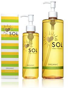 SOL オーガニッククレンジングオイル